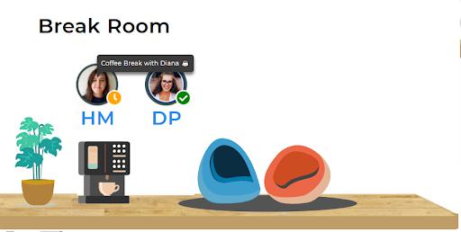 Unplug from work - Break Room